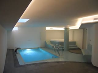 Moderne Pools von Aquazzura Piscine Modern