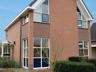 BETAALBARE WONING: moderne Huizen door Gradussen Bouwkunst & Interieurarchitectuur BNA BNI
