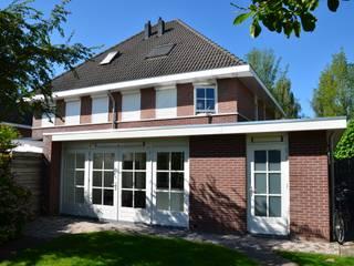 UITBREIDING WONING: moderne Huizen door Gradussen Bouwkunst & Interieurarchitectuur BNA BNI