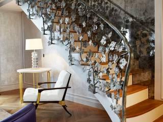 modern  by le verre appliqué à la décoration et à l'architecture, Modern