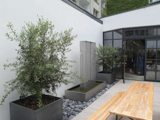ATELIER SO GREEN Modern offices & stores