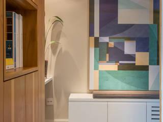 Estudios y despachos de estilo  de Danyela Corrêa Arquitetura, Moderno
