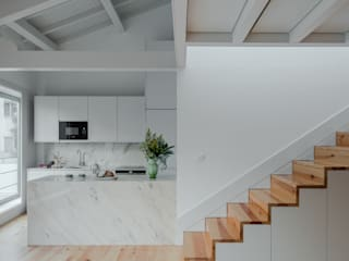 Pedro Ferreira Architecture Studio Lda ห้องครัว