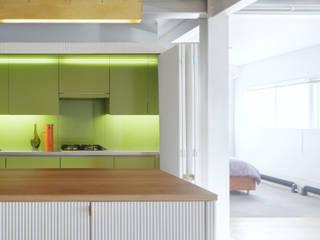 Tanner Street Moderne Küchen von Gundry & Ducker Architecture Modern