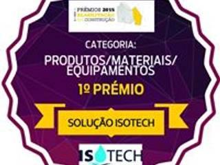 Salones de eventos de estilo  de Isotech, Ecléctico