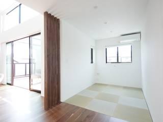 Media room by TERAJIMA ARCHITECTS, Modern