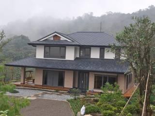 翔霖營造有限公司 Casas modernas