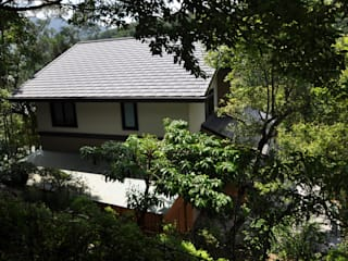 SHIHYAO_青潭森林宅 根據 翔霖營造有限公司 古典風
