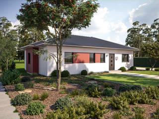 Modern home by Bärenhaus GmbH - das fertige Haus Modern