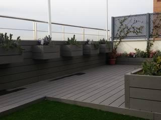 Jardineras colgantes :  de estilo  de La Patioteca