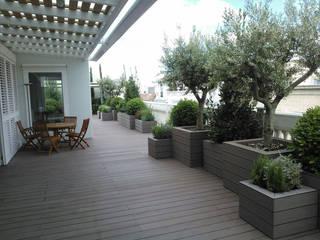 Jardineras a medida La Patioteca JardínJarrones y macetas