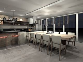Modern kitchen by Adriana Beluomini Modern