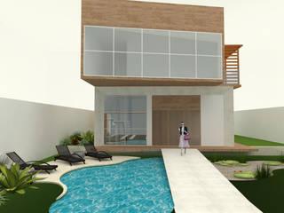 Casa FAS por Cartibani Arquitetura