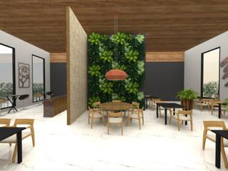 Restaurante Mundi por Cartibani Arquitetura