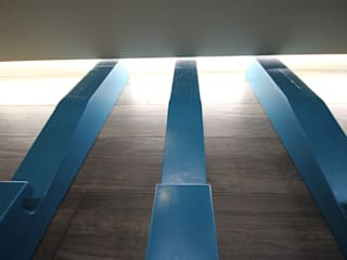 INTERIOR DESIGN | RENOVATION OF THE HOUSE D Ingresso, Corridoio & Scale in stile moderno di FLAPstudio | ArchitecturalDesignLAB Moderno