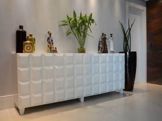 Salon moderne par Juliana Baumhardt Arquitetura Moderne