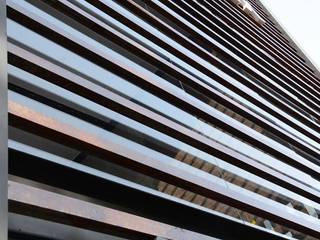 Bloco Z Arquitetura Bangunan Kantor Modern
