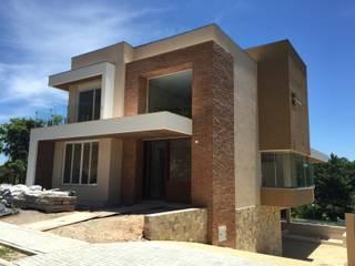 Residência B.M.:   por Sakaguti Arquitetos Associados