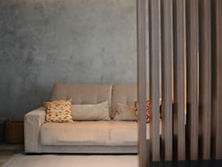 Bloco Z Arquitetura Ruang Keluarga Minimalis