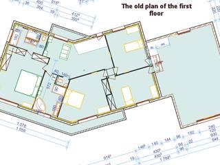 Para onde levam sonhos! Casas clássicas por D O M | Architecture interior Clássico