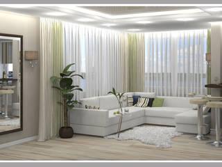 Рязанова Галина Living room
