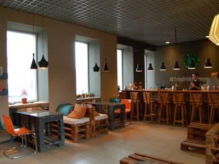 Эко бар Территория правильнх напитков от Yana Ryabchenko Лофт