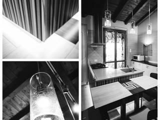 kitchen: Cucina in stile  di FLAPstudio | ArchitecturalDesignLAB