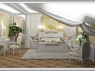 Рязанова Галина Classic style bedroom