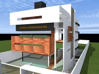 Clínica Bandeirantes:   por paulo henrique ribeiro arquitetura