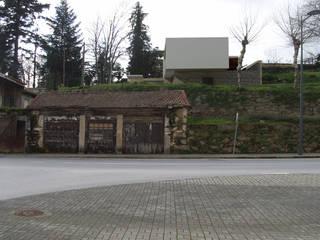 Casa do Prado por PERCENTAGEM PLURAL Minimalista
