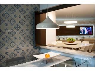 Cozinha:   por Luana Mendonça Arquitetura