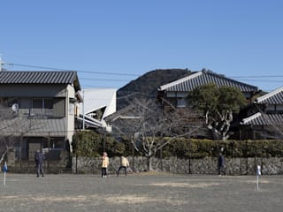 寺田邸: 水野建築事務所が手掛けた家です。