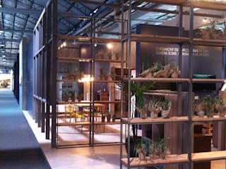 Scandinavian style commercial spaces by Pulse Arquitetura Scandinavian