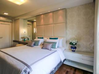 Bedroom by Branca Vieira Arquitetura e Design, Classic
