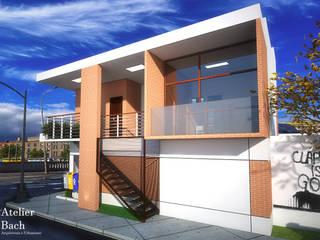 Vila Liberdade: Espaços comerciais  por Atelier Bach,Moderno