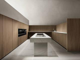 Mk 045 di mk cucine Minimalista