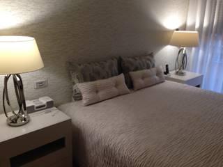 Спальня в эклектичном стиле от GF Designers de Interiores Эклектичный