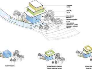 Casa CG: Casas de estilo  por Le.tengo Arquitectos