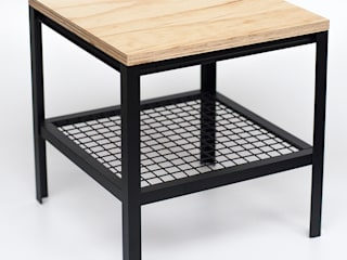 CA.ZA Living roomSide tables & trays Black