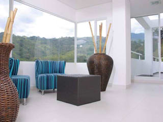 modern  by KAYROS ARQUITECTURA DISEÑO INTERIOR, Modern