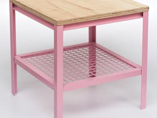 CA.ZA Living roomSide tables & trays Pink