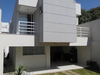 Casa MR Casas modernas por Alexandre Senra Arquitetos Associados Moderno