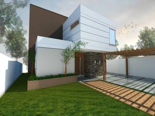 por Treez Arquitetura + Engenharia