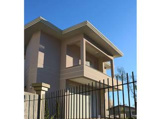 Residencia Unifamiliar Casas modernas por duse arquitetura.engenharia Moderno