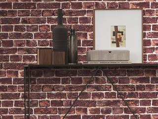 Paredes y pisos de estilo  por Disbar Papeles Pintados