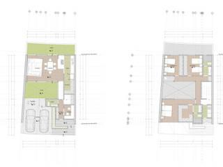 de Studio de Arquitectura y Ciudad Moderno