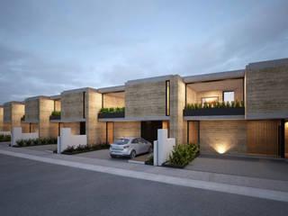 modern  by Studio de Arquitectura y Ciudad, Modern