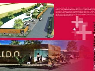 Presentación :  de estilo  por Lobato Arquitectura