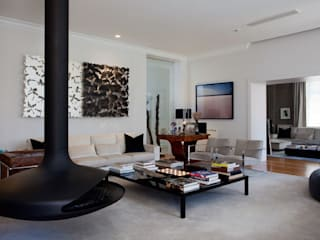 Modern Living Room by FEMMA Interior Design Modern