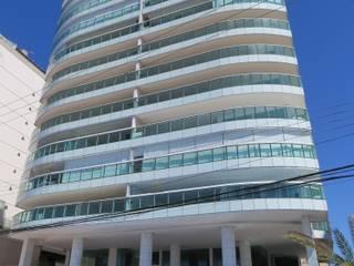 Casas de estilo moderno de Repsold Projetos e Design Moderno